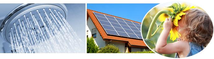 Ferle GmbH - Solartechnik - Heizungsanlagen - Sanitär - Brennstoffe